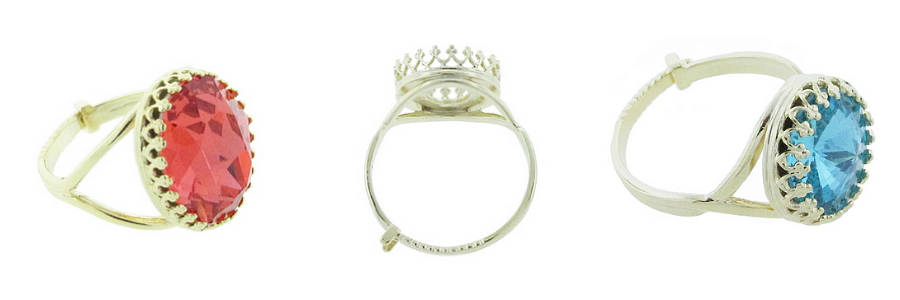 Crown Settings- Rings